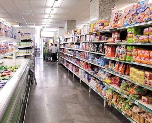 supermercado Dani avenida america